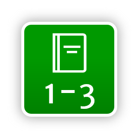 Undergrad 1-3 (35 CPE)